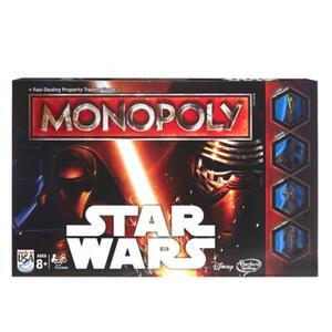 Monopoly. Star Wars - 4