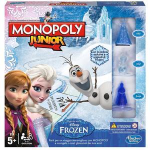 Frozen. Monopoly Jr. - 2