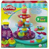Giocattolo Play-Doh La Torre dei Cupcake Play-Doh