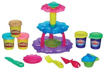 Play-Doh La Torre dei Cupcake - 3