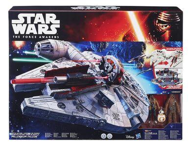 Giocattolo Star Wars. Millennium Falcon Hasbro
