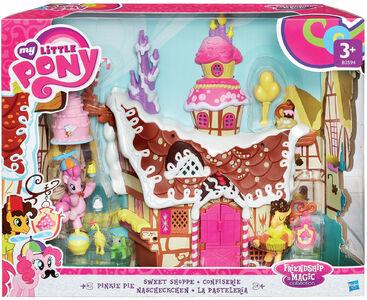 Giocattolo My Little Pony Pasticceria Pinkie Pie Hasbro