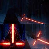 Giocattolo Spada Laser - Kylo Ren Star Wars Hasbro Interactive