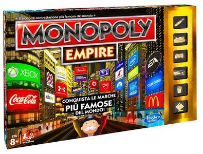 Giocattolo Monopoly Empire Hasbro