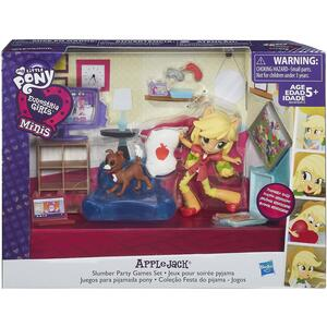 My Little Pony. Equestria Girls Playset Rarity - 3