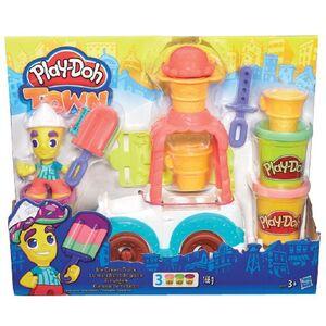 Giocattolo Playdoh Town Gelateria Hasbro