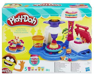 Play-Doh. Cake Party - 2