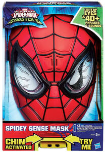Maschera Elettronica Marvel Spiderman - 3