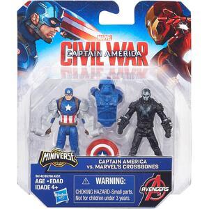 Avengers. Personaggi War Machine vs. Falcon - 12