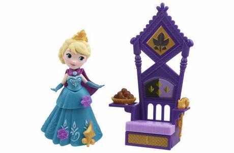 Frozen Small Doll con accessori 4 modelli