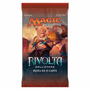 Magic The Gathering. Rivolta dellEtere. Box 36 Buste. Ed. Italiana - 3
