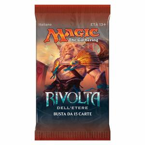 Magic The Gathering. Rivolta dellEtere. Box 36 Buste. Ed. Italiana - 5