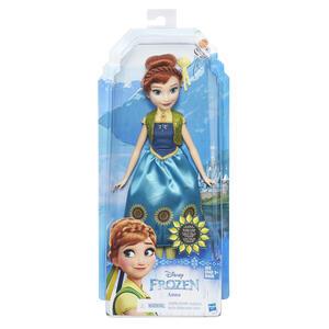Bambola Frozen Fashion Doll Anna