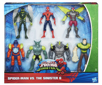 Figure Spiderman Sinister 7