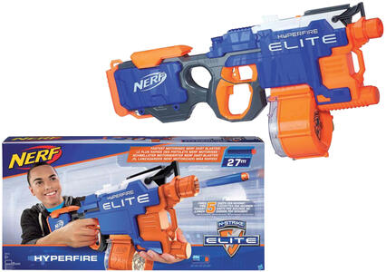 Nerf Hyperfire - 4