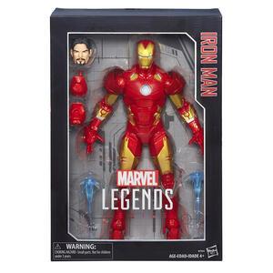 Avengers. Iron Man. Marvel Legends Action Figure 30 Cm - 5
