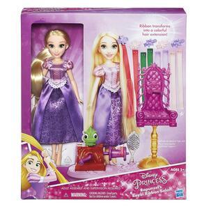 Disney Princess Hair Play Deluxe - 4