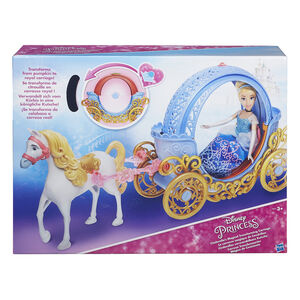 Giocattolo Principesse Disney. Carrozza di Cenerentola Hasbro