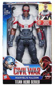 Giocattolo Avengers. Falcon Elettronico Hasbro
