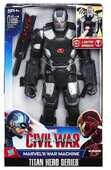 Giocattolo Avengers. War Machine Elettronico Hasbro