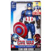 Giocattolo Avengers. Captain America Elettronico Hasbro