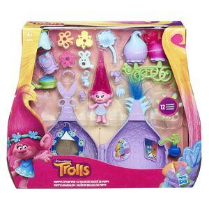 Giocattolo Trolls Salone di bellezza Hasbro