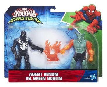 Action figure Hasbro Ultimate Spider Man Vs Sinister 6 Modelli assortiti 1 pz - 2