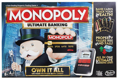 Monopoly Ultimate Banking - 3