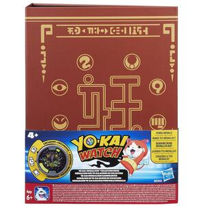 Yo-Kai Watch. Medallium Collector Book (E)