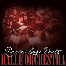 Love Duets - CD Audio di Giacomo Puccini