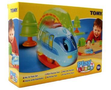 Il Mio Primo Treno Tomy - 4