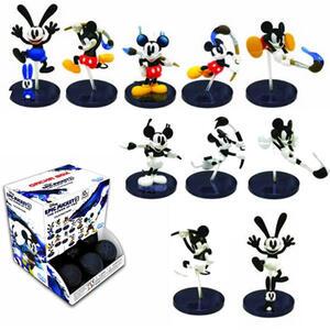 Gacha Figures Disney Epic Mickey Assort.