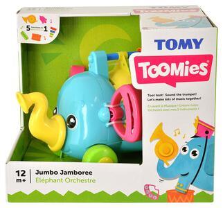 Jumbo Elefante Orchestra Tomy - 11