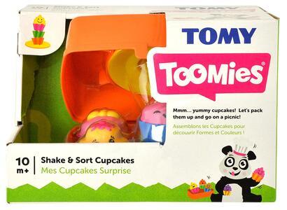 Cupcake Scuoti & Impila Tomy - 13