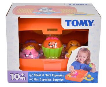 Cupcake Scuoti & Impila Tomy - 16