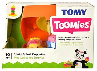 Cupcake Scuoti & Impila Tomy - 6
