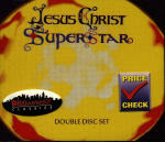 Cover CD Colonna sonora Jesus Christ Superstar