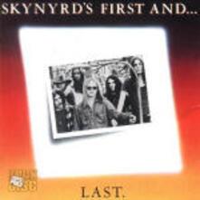 First...and Last - CD Audio di Lynyrd Skynyrd