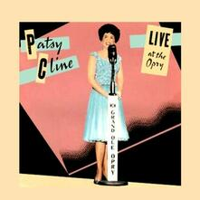 Love at the Opry - CD Audio di Patsy Cline