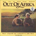 Cover CD Colonna sonora La mia Africa