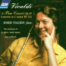 Concerto Rv439 per Flauto Op.10 n.2 'la Notte' - CD Audio di Antonio Vivaldi