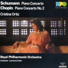 Concerti per Pianoforte - CD Audio di Robert Schumann