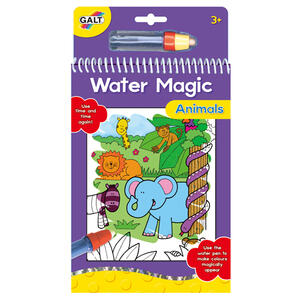 Colora con l'acqua animali - 2