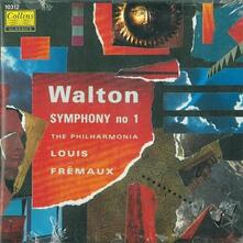 Sinfonia n.1 - CD Audio di William Walton