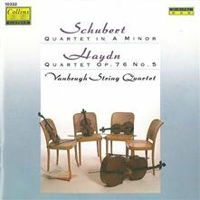 Quartetto per Archi n.13 D804 Op.29 n.1 Rosamund - CD Audio di Franz Schubert