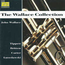 Musica per Ottoni Del 20° Secolo - CD Audio di Benjamin Britten
