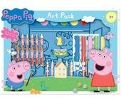 Set colori Art Pack Peppa Pig