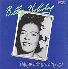 Things Are Looking Up - CD Audio di Billie Holiday
