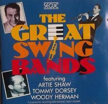Great Swing Bands - CD Audio di Artie Shaw