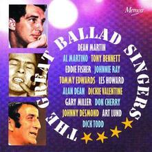 Great Ballad Singers - CD Audio